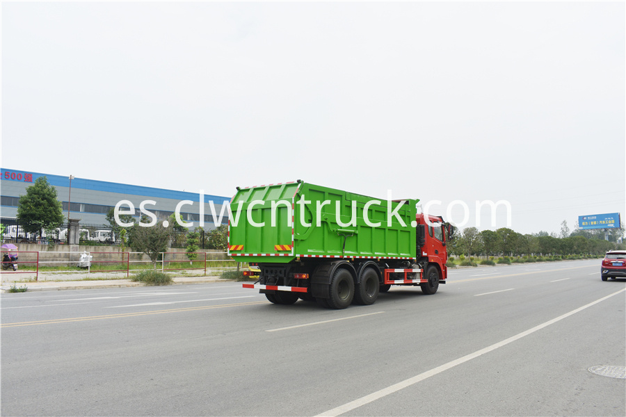 waste reduction truck cost