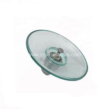 33kV Open Air Profile Disc glass Insulator