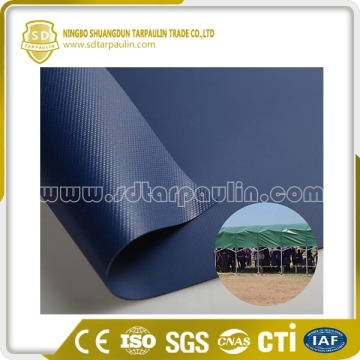 High Density Sunshade Protect PVC Coated Fabric