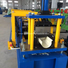 Round Downpipe Roll Forming Machines