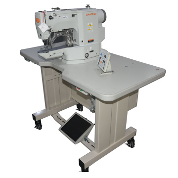 Electric button sewing machine