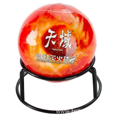 Production of fire equipment /Fire fighting ball