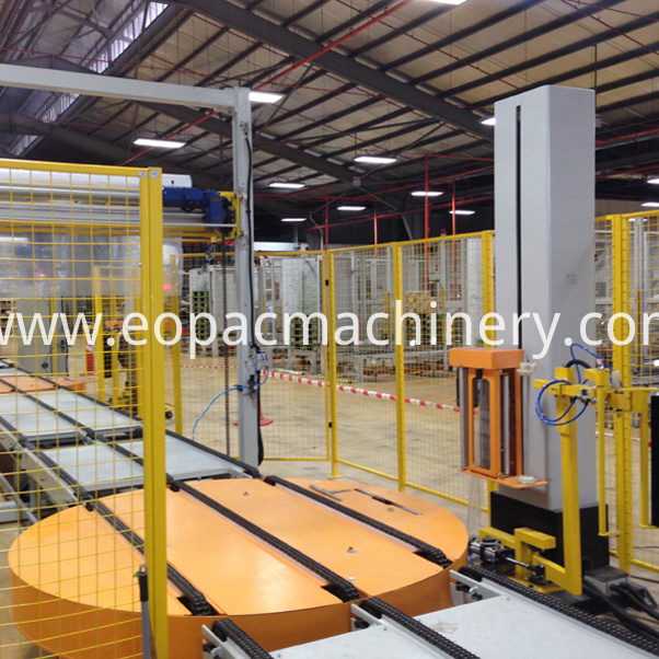 Fully Automatic Rotary Turntable Packing Machine