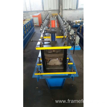 Ridge Cap Tile Cold Roll Forming Machine