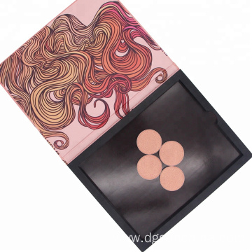 Oem eyeshadow palette private label eyeshadow palette