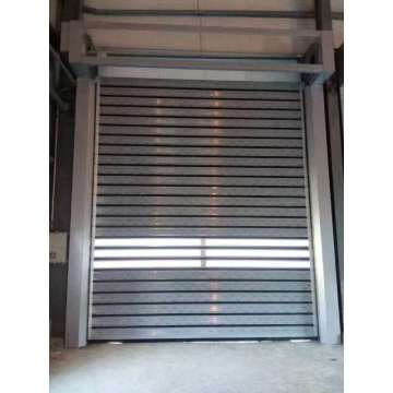 Automatic Spiral High Speed Door