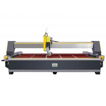 Waterjet for waterjet cutting metal, stone, glass, steel