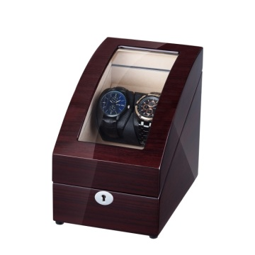 Double Quiet Motors Watch Winder with Storages