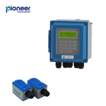IP67 Wall Mounted Ultrasonic Flow Meter
