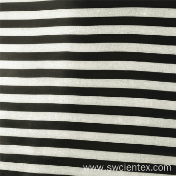 Wholesale Thick Striped 100% Rayon Material Clothing Fabrics