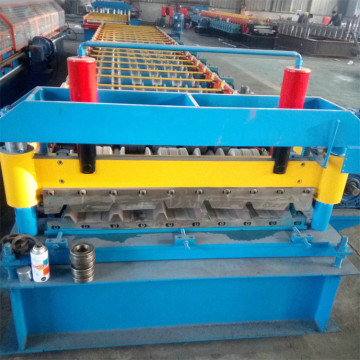 metal panel fence roll forming