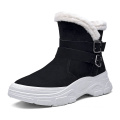 Men's Winter Warm Casual Shoes Ankle Snow Boots
