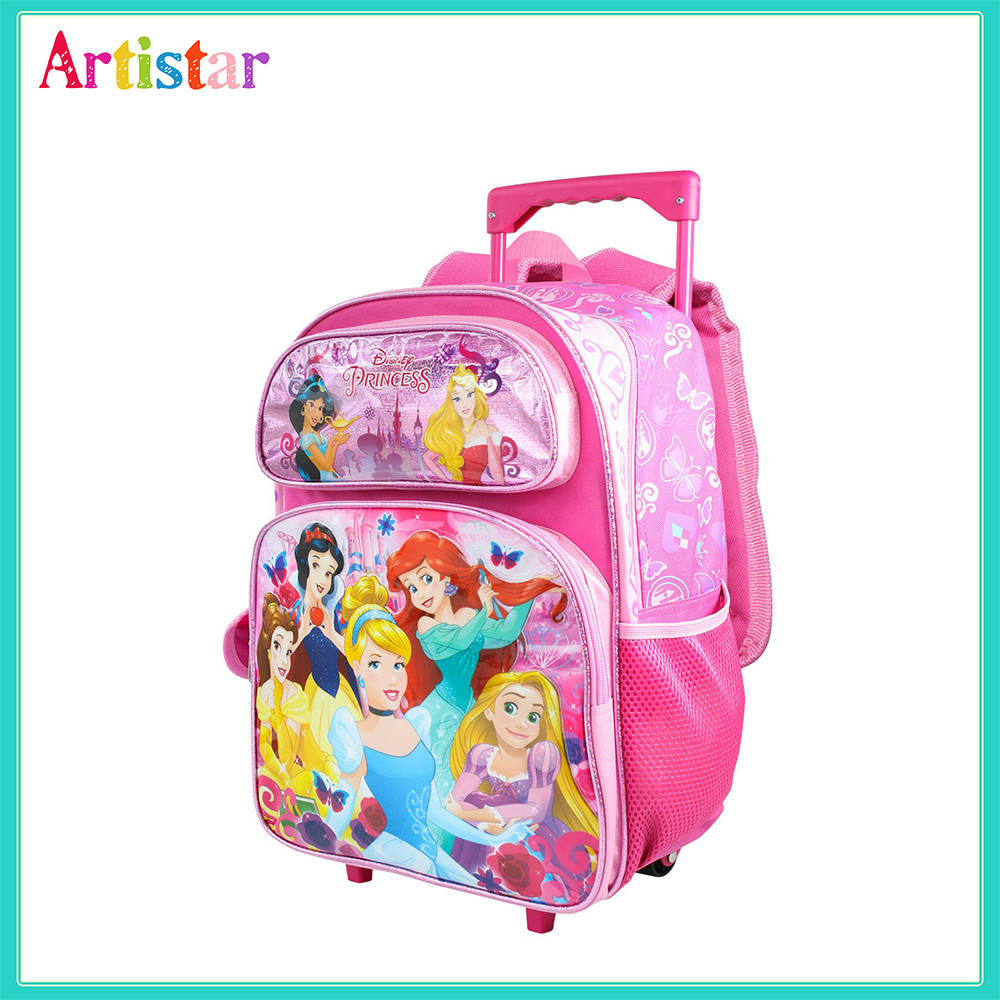 Disney Princess Trolley Bag 2 2