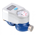 RF Card Volumetric Sealed Valve Brass Water Meter