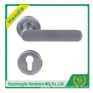 SZD SLH-013SS Top Quality Marine Stainless Steel Recessed Lever Door Handle