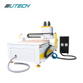 cnc oscillating knife cutting machine for leather