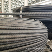 steel wire 8 mm 9 mm spiral surface
