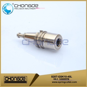 High speed ST-GSK collet chuck