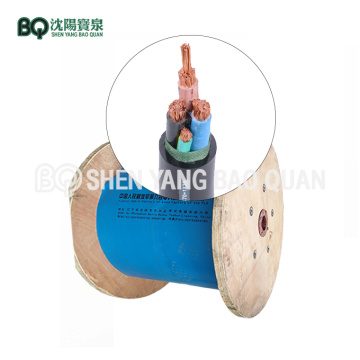 Tower Crane Electric Cable YCW 3*70+1*25