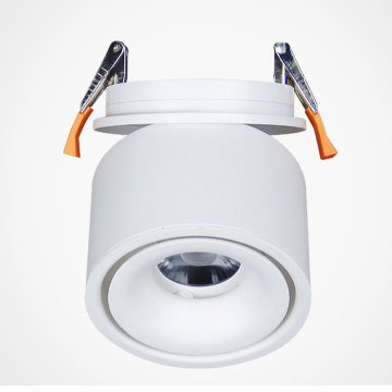 led spotlight foldable cob ceiling downlight