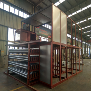 Perfect Roller Veneer Drying Machine