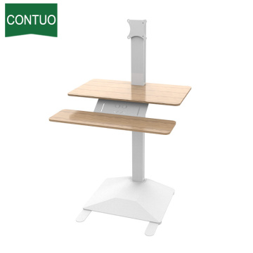 Electric Adjustable Desktop Computer Stand Riser