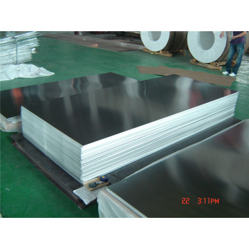Mill Finish 1050 Bare Aluminum Sheet