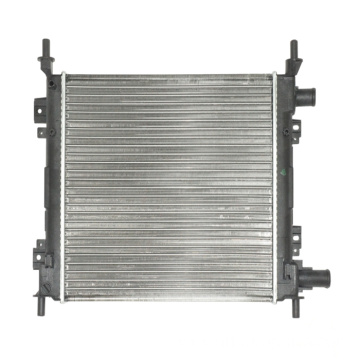 Water engine cooling system aluminum radiator
