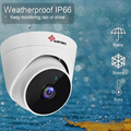 3mp ip eyeball dome cctv camera