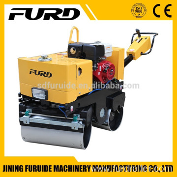 0.8 ton Double Drum Mini Road Pedestrian Roller (FYL-800)