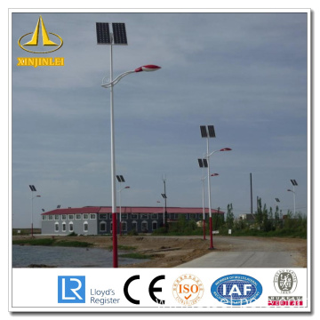 Low Price Steel Solar Panel Pole