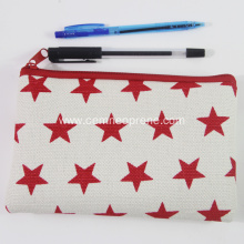 Special fabric neoprene pencil makeup bags for sale