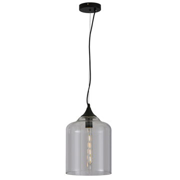Glass Vintage Pendant Lamp for Home Hanging Lighting