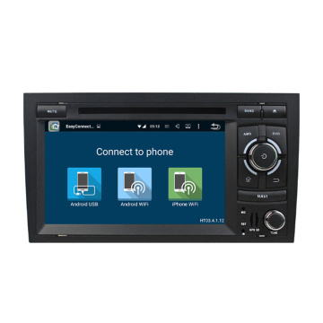 Android 7.1 Audi A4 Car Navigation