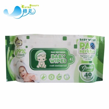Nonwoven Baby Wet Wipe For Babies Cleaning