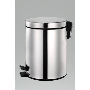 SS 3 Litre Stainless Steel Pedal Bin