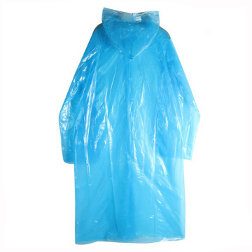 Plastic Disposable Bicycle Rain Gear Ponchos Raincoats