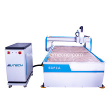 Latest design oscillating knife foam cutting cnc router