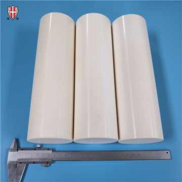 high polish 99 99.5 alumina ceramic shaft rod