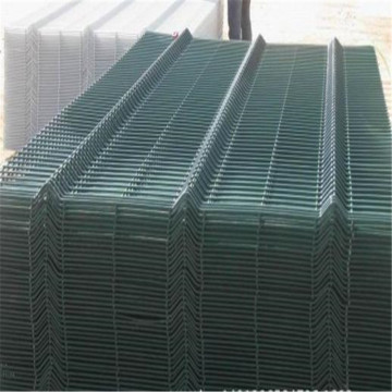 3D Garden Fence Metal Curved Panel