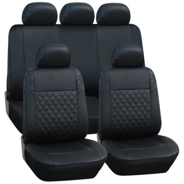 Waterproof universal full set car seat covers