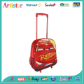 DISNEY&PIXAR CARS red trolley bag