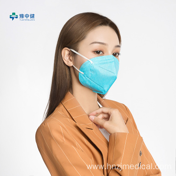 4ply Earloop Non Woven Protective FFP2 Face Mask