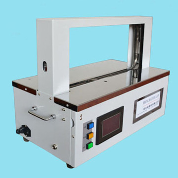 2cm or 3cm opp film and paper strap currency banding machine