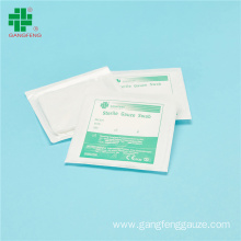 Gauze Sponges Swabs Pads Compress Sterile