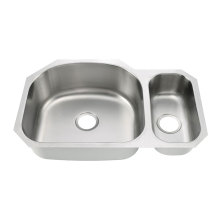8152AL Undermount Double Bowl Kitchen Sink