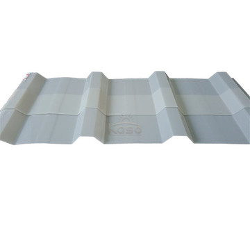 Plastic Sheet Clear Skylight Corrugated Roof Panel