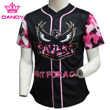Cheap sublimated baseball jerseys