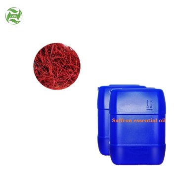 Wholesale Pure Natural Saffron Flower Essential Oil