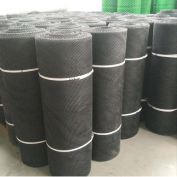 Plastic Plain Mesh With  Hole
